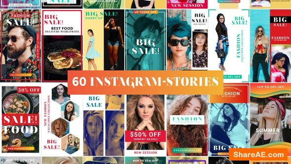 Videohive Instagram Stories 23014188