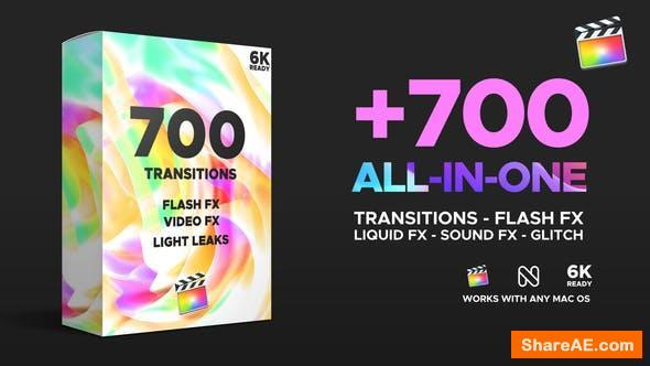 Videohive FCPX Transitions