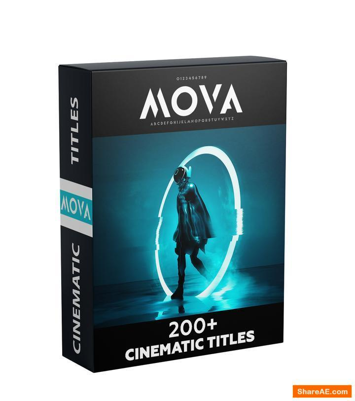 Mova 200+ Cinematic Titles Pack