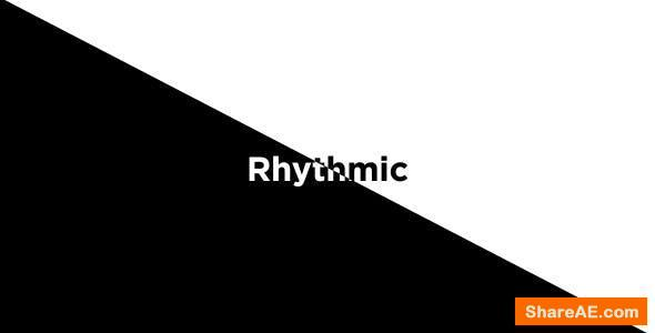 Videohive This is quick - Rhythmic Opener