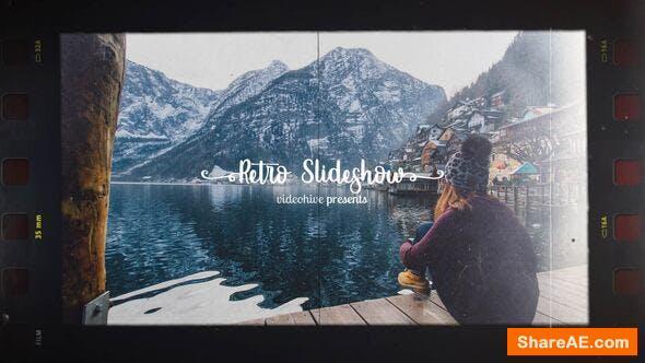 Videohive Retro Slideshow 23753152