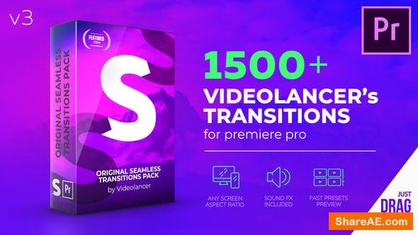 Videohive Handy Seamless Transitions v3 - Premiere Pro