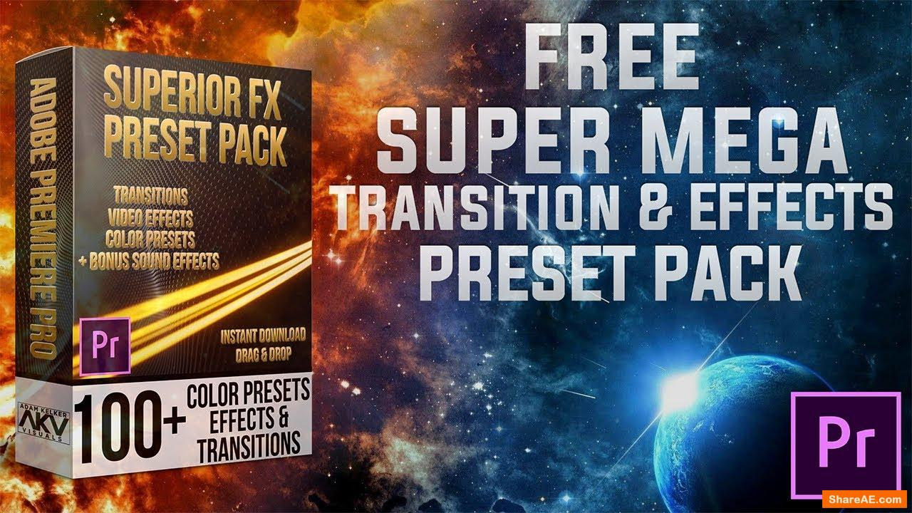 Superior Fx Preset Pack – Akvstudios