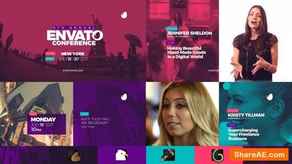 Videohive Event Promo 20206391
