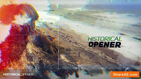 Videohive History Opener 20367217