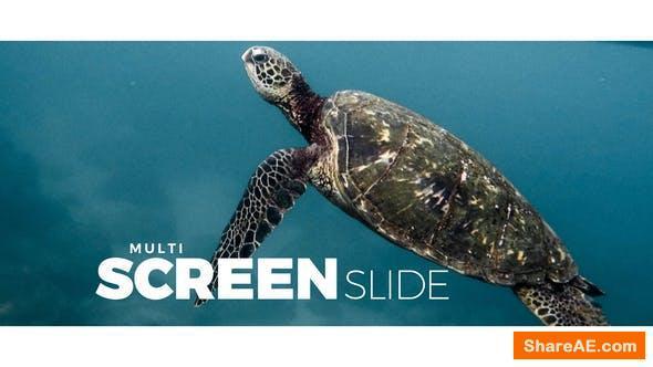 Videohive Multi Screen Slide