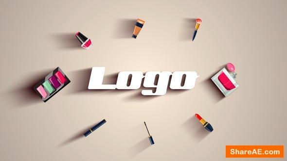Videohive Cosmetic Makeup Logo