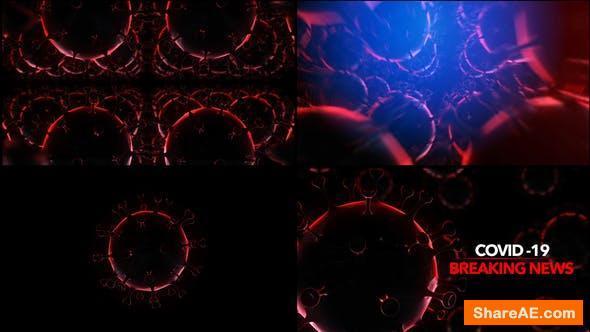 Videohive Corona Virus Broadcast E3D