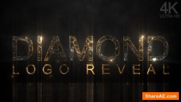 Videohive Diamond Logo Reveal 20583783