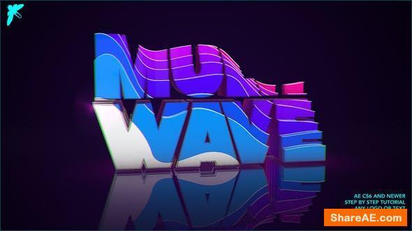 Videohive Multiwave Logo 26034283