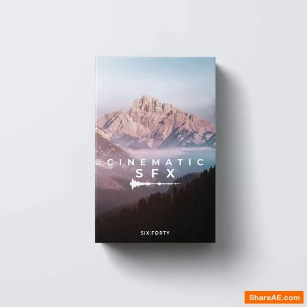 Cinematic Sound Pack - 640studio