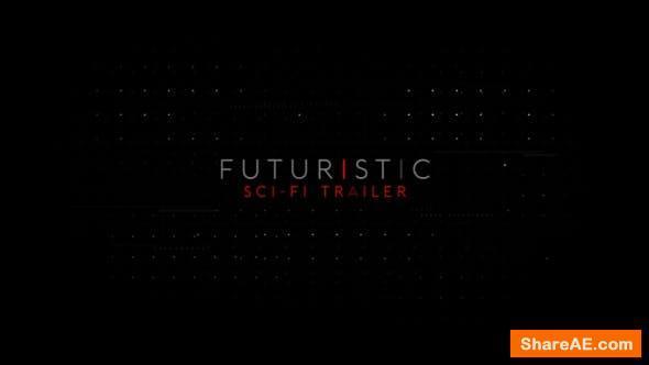 Videohive Futuristic Cinematic Sci-fi Trailer