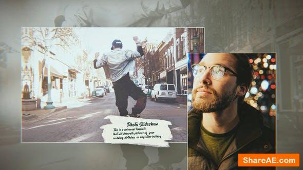 Videohive Photo Slideshow - Beautiful Memories