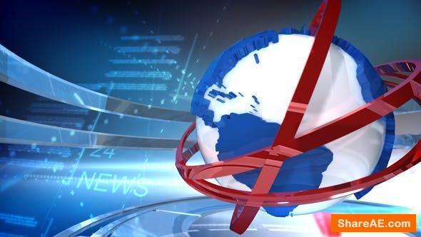 Videohive News Broadcast 6834489