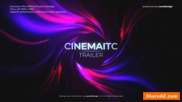 Videohive The Twirl Cinematic Title