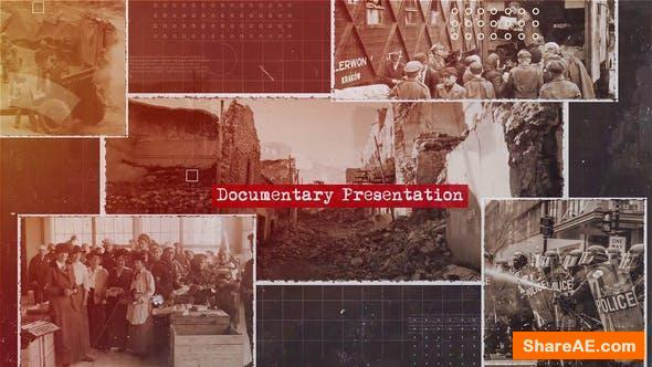 Videohive The Documentary 2