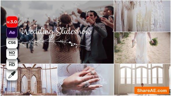 Videohive Wedding Slideshow 21376492