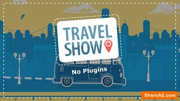 Videohive Travel Show