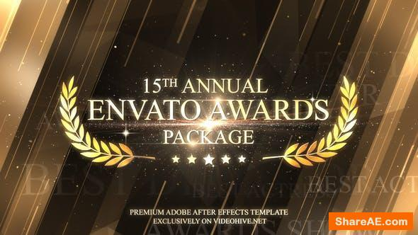Videohive Awards 24685922