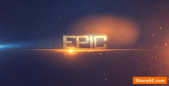 Videohive Cinematic Trailer Titles 12897150