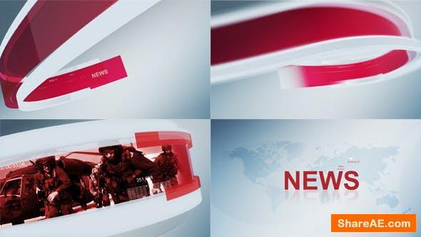 Videohive Line News