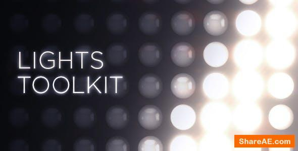 Animated Lights Kit - After Effects Project (Videohive)