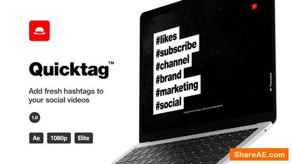 Videohive Youtube | Tag Titles