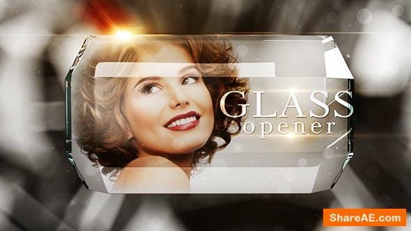 Videohive Glass Opener 21538208
