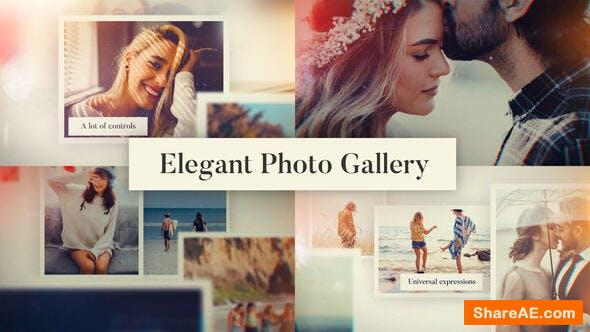 Videohive Elegant Photo Gallery