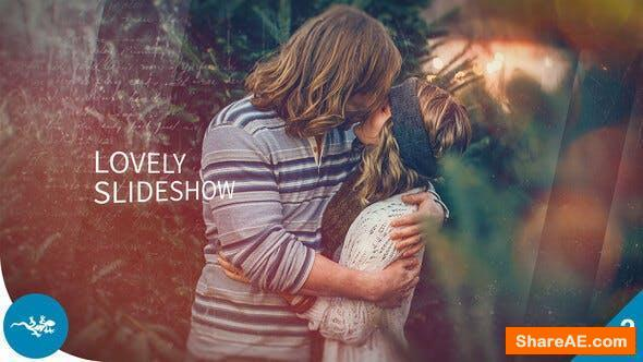 Videohive Dreamy Lovely Slideshow v2