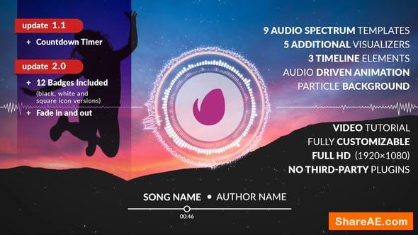 Videohive Music Visualizer v2