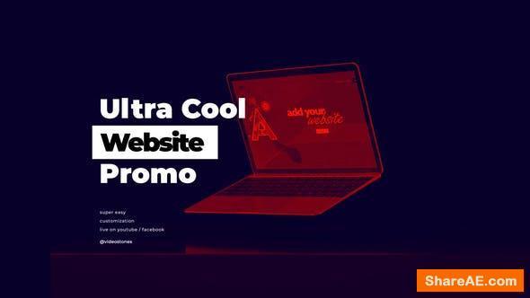 Videohive Ultra Cool Web Promo