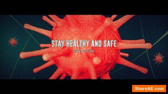 Videohive Coronavirus Titles