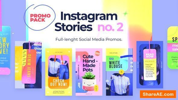 Videohive Instagram Stories Promos no. 2