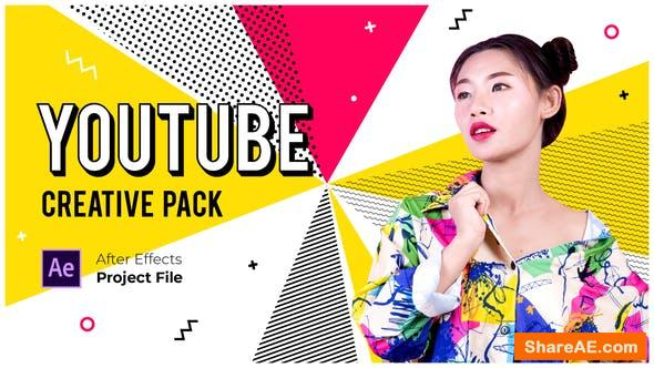 Videohive Creative YouTube Promo Toolkit