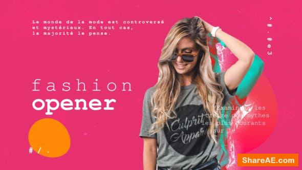 Videohive Models Fashion Promo