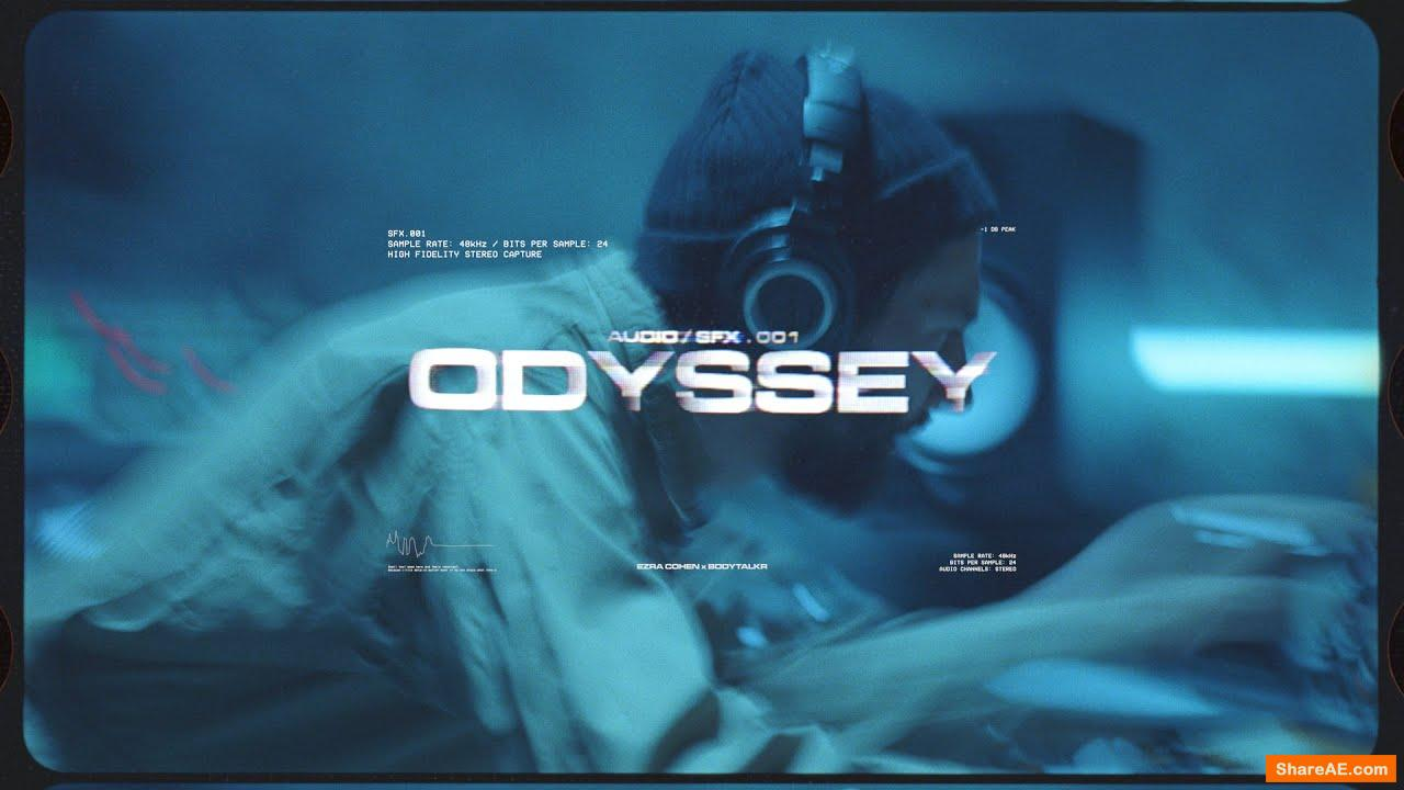 Odyssey SFX - Ezracohen