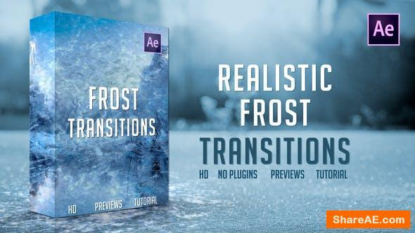 Videohive Frost Transitions