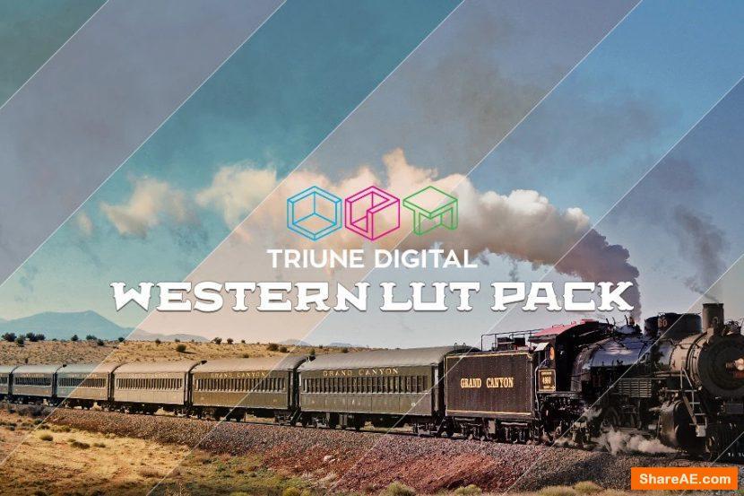 Western LUTS - Triune Digital