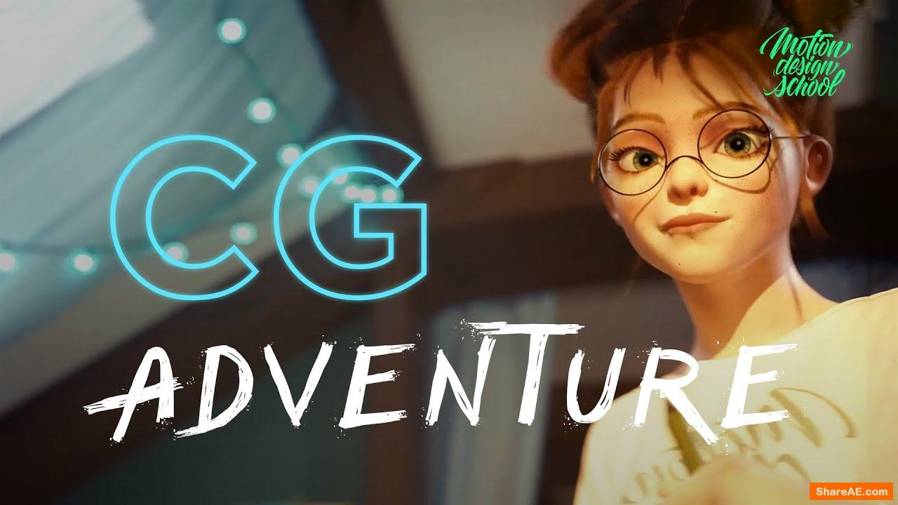 CG Adventure – Motion Desgin School