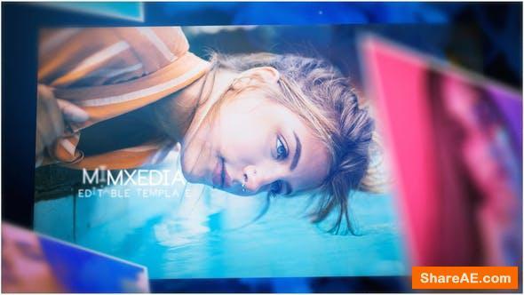 Videohive Zero Gravity Slideshow