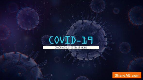 Videohive Coronavirus COVID19 Slideshow