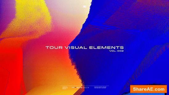 Tour Visual Elements VOL 2 - Ezra Cohen