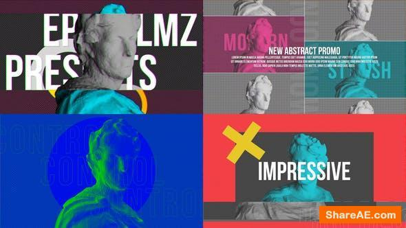 Videohive Dynamic Statue Opener