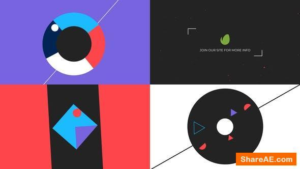 Videohive Abstract Logo Reveal 24448430