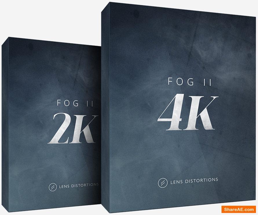 Fog II 4K: Cinematic haze, smoke, and atmospheric effects - Lensdistortions