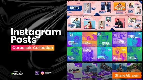 Videohive Instagram Posts Collection