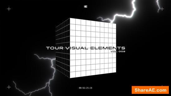 Tour Visual Elements VOL 3 - Ezra Cohen