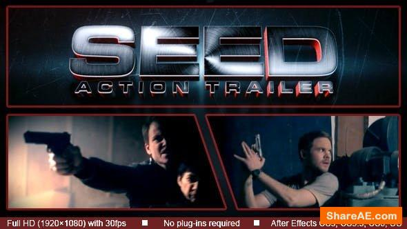 Videohive Action Trailer (SEED)