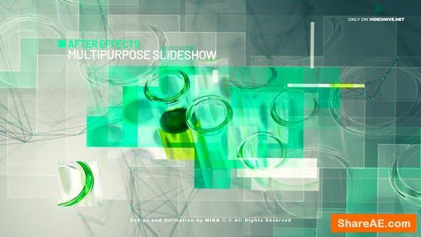 Videohive Digital Technology Slideshow